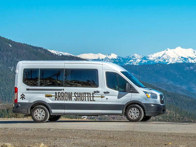 arrow-shuttle-transit-whitefish-mountains